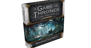 Дополнение Wolves of the North для карточной игры Game of Thrones