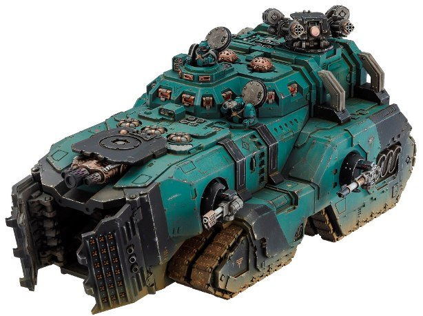 Legion Mastodon Heavy Assult Tank2