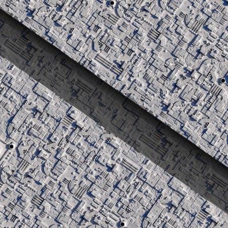 deathstartransheya_300dpi Поле размером 3 на 3 фута для печати