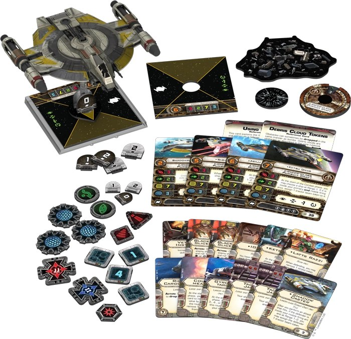 Shadow Caster expansion pack