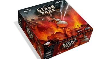Коробка с игрой Blood Rage