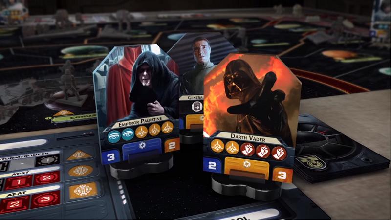 Опыт Галактической гражданской войны, будет полезен как никогда раньше . Во время игры вы управляете армадой Галактической Империи или кораблями Rebel Alliance .