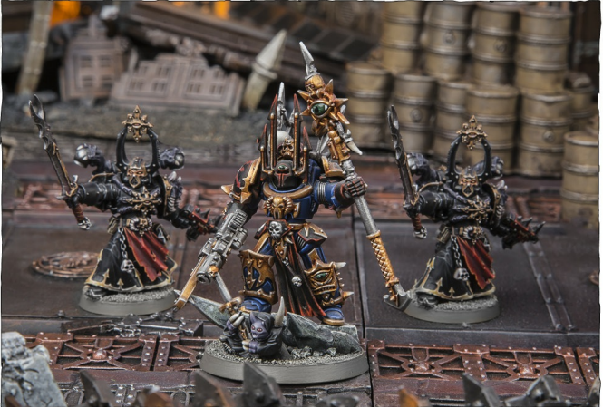 CYCLOPIA CABAL FORMATION: 3-5 Sorcerers