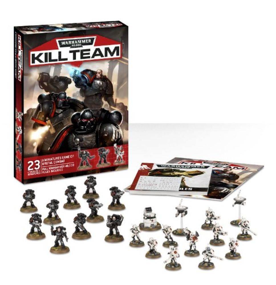Настольная игра Kill Team Warhammer 40000 от Games Workshop