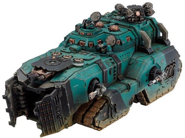 Legion Mastodon Heavy Assult Tank2