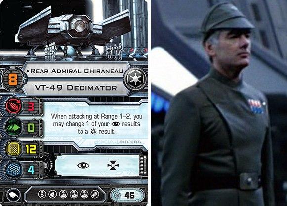 Контр-адмирал Ширано - самый злобно-стреляющий Дециматор