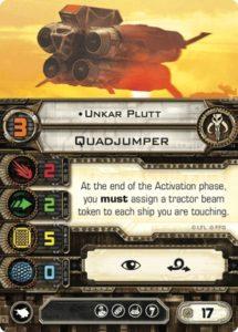 Карта пилота Quadjumper